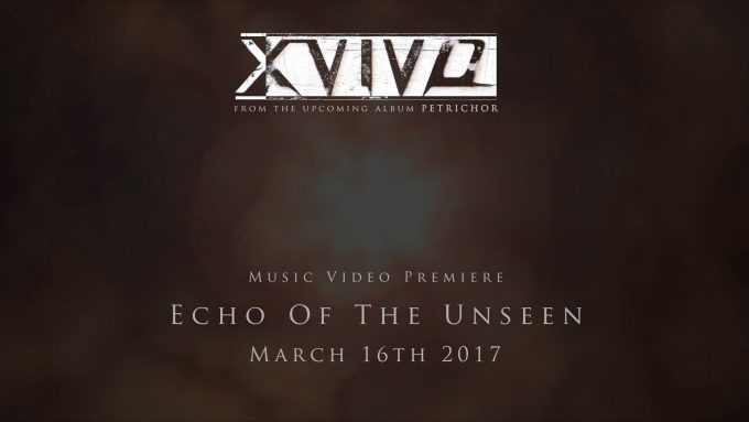 X-Vivo- Petrichor teaser - Echo Of The Unseen_cover