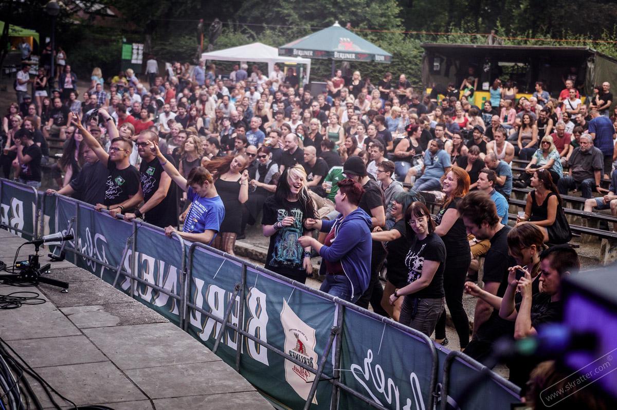2015 x-vivo rock im grünen Daniel Lauermann