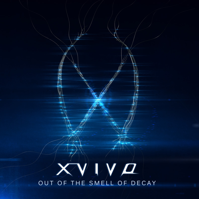 X-Vivo Out Of The Smell Of Decay Cover