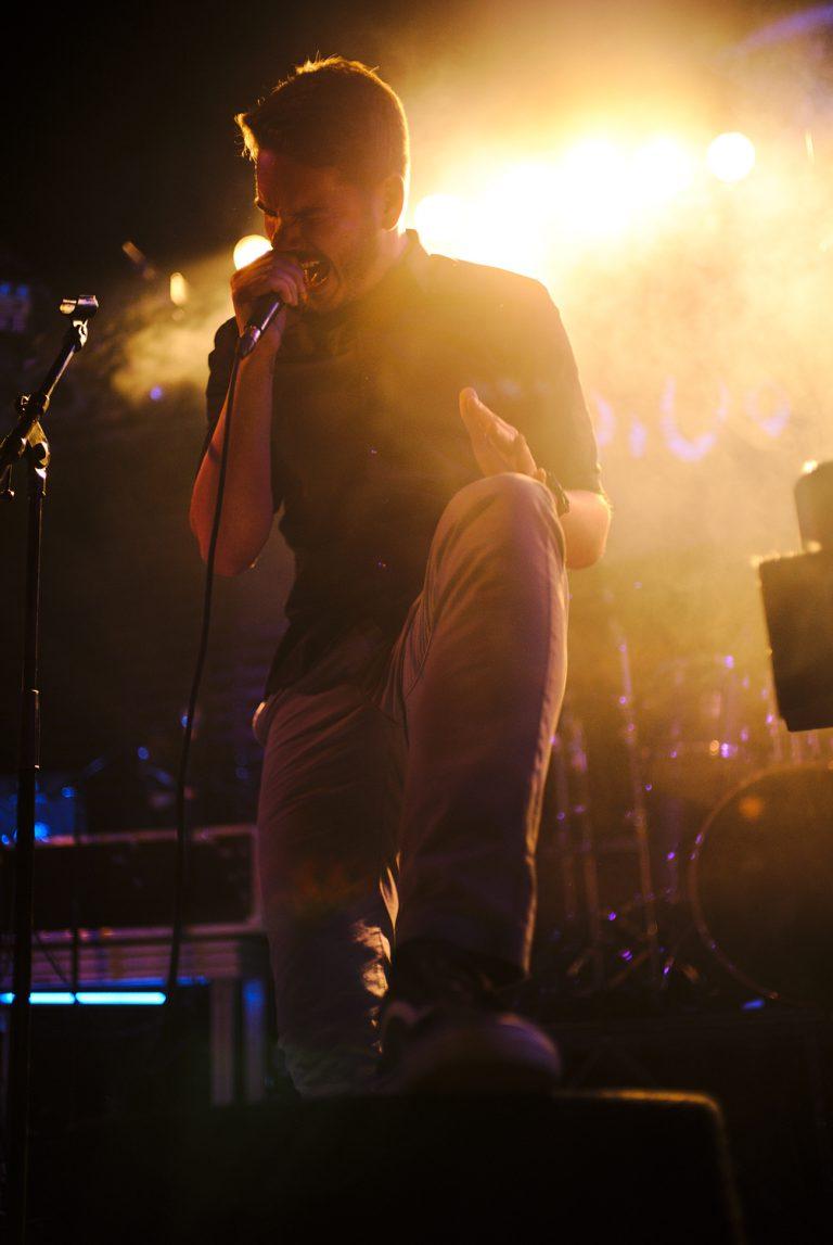 X-Vivo live with Lars Antrack NUKE Club Record Release Spex Duplex