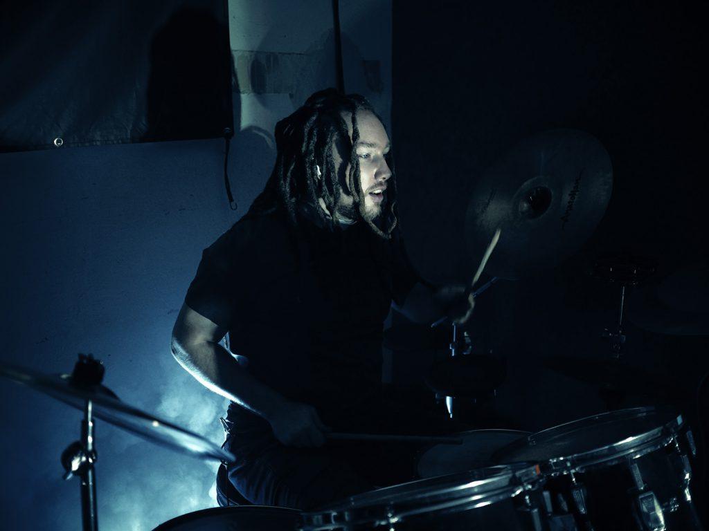 X-Vivo Drummer Dima