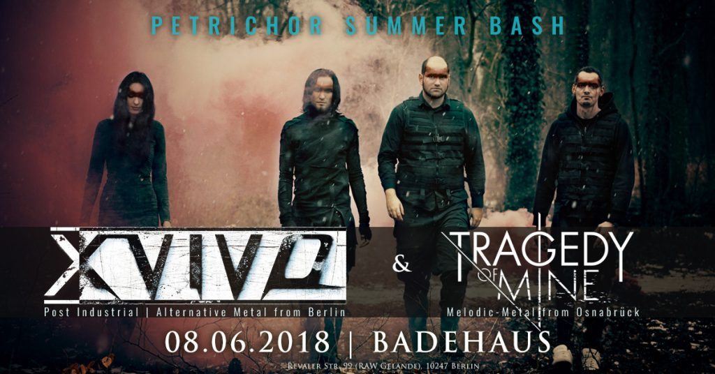 2018-06-08 X-Vivo Tragedy Of Mine Badehaus